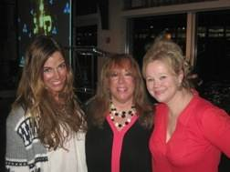 Caroline Rhea Kelly Bensimon and francine shore