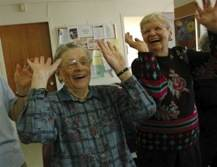 Laughter Yoga for Seniors